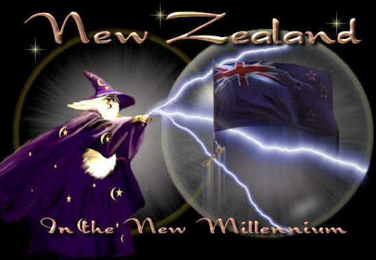 New Zealand In The New Millennium